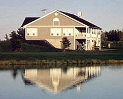Northumberland Club House