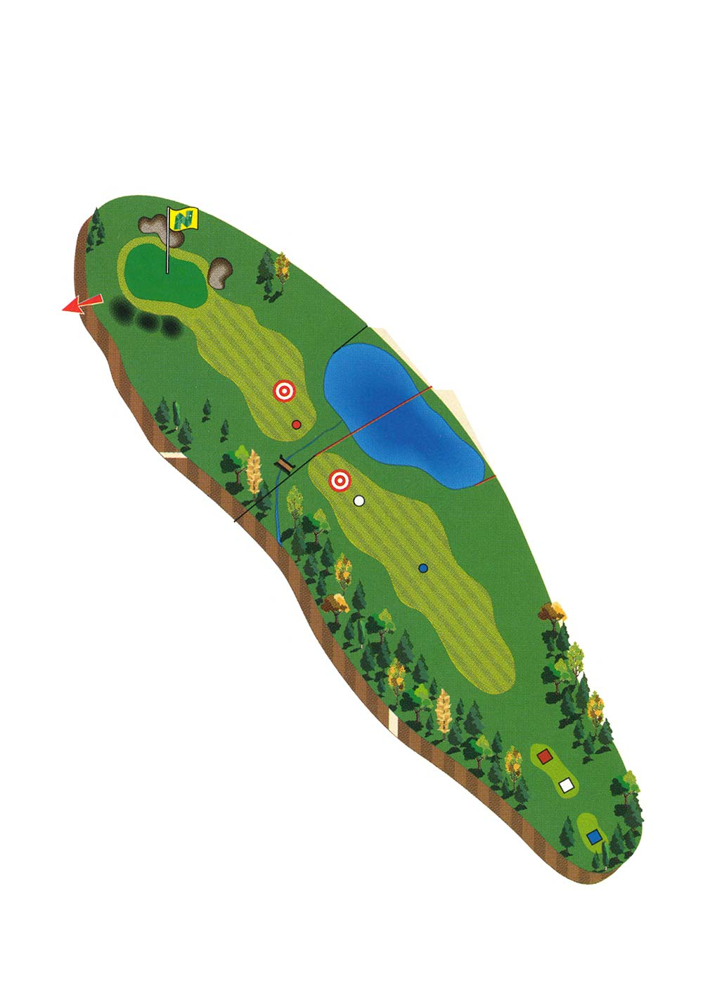 Course Description - Hole 10