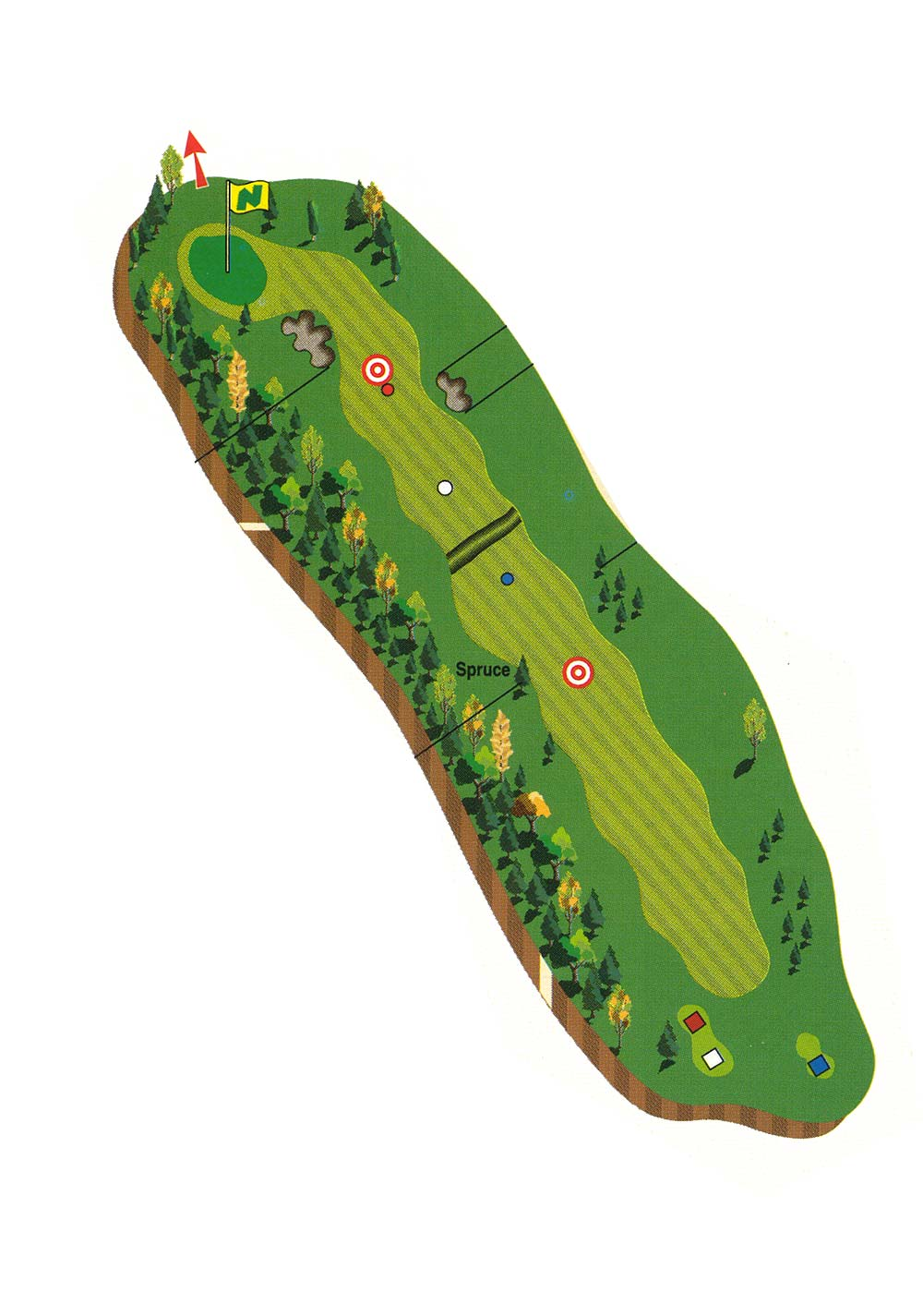 Course Description - Hole 11
