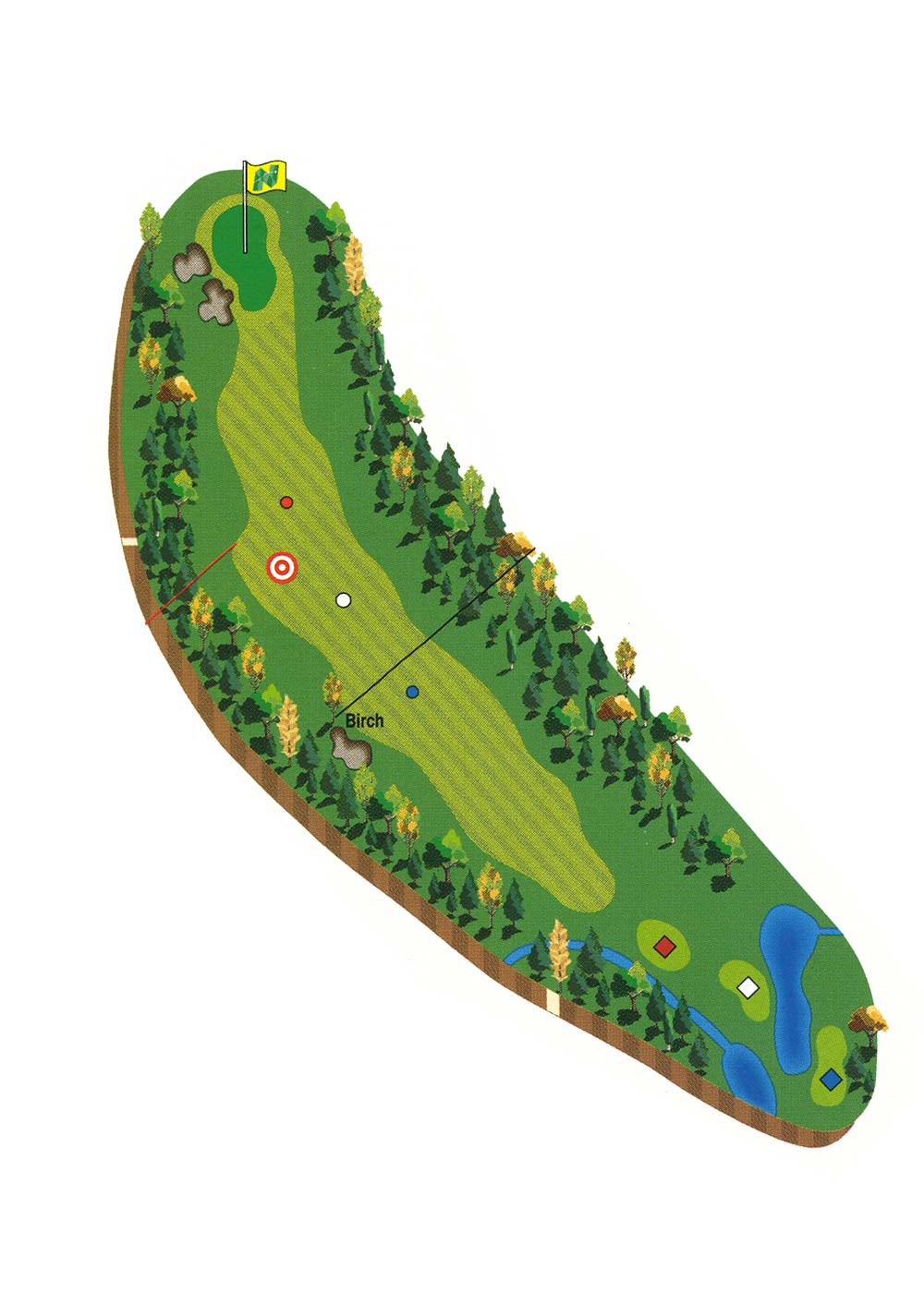 NS Course Description - Hole 13