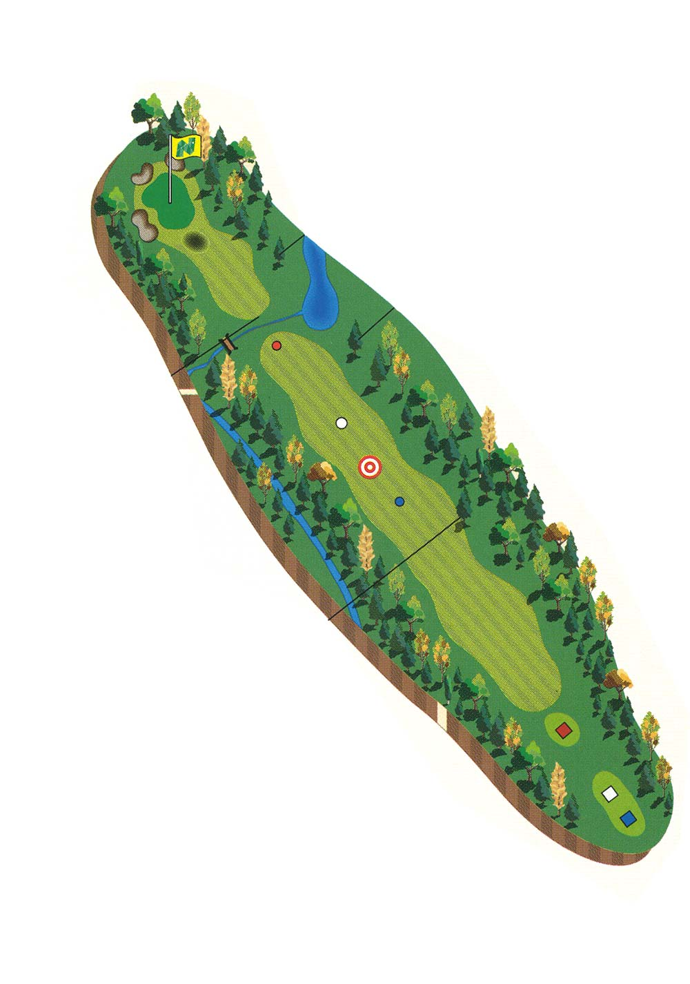 NS Course Description - Hole 14