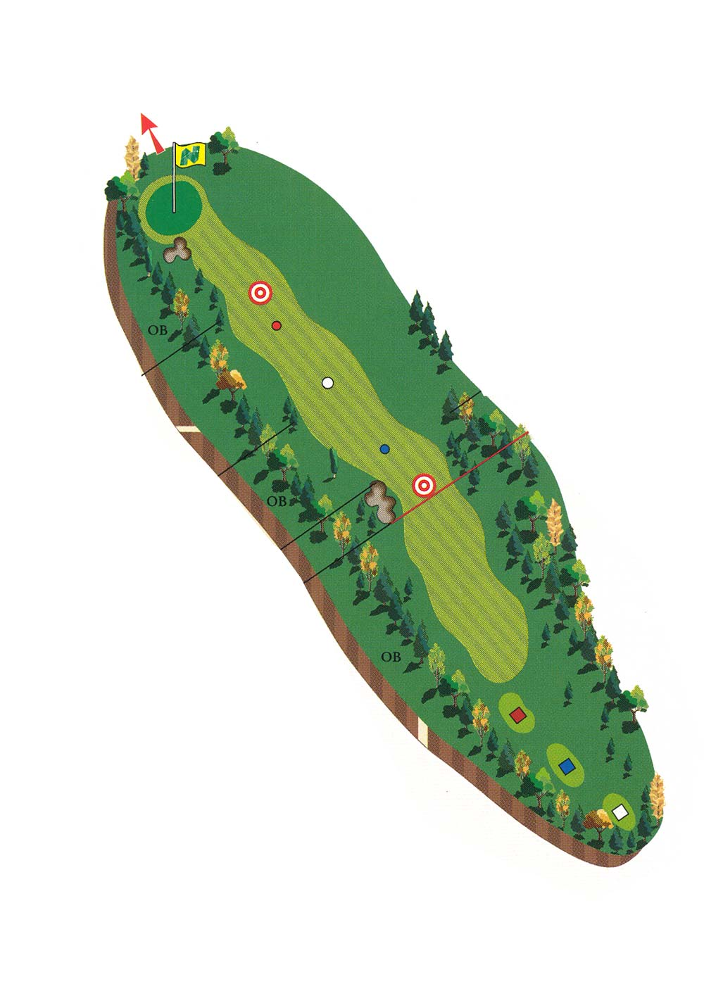 NS Course Description - Hole 15