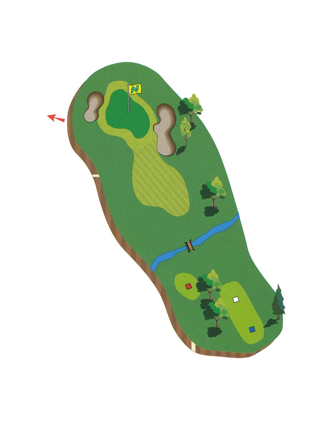 NS Course Description - Hole 17