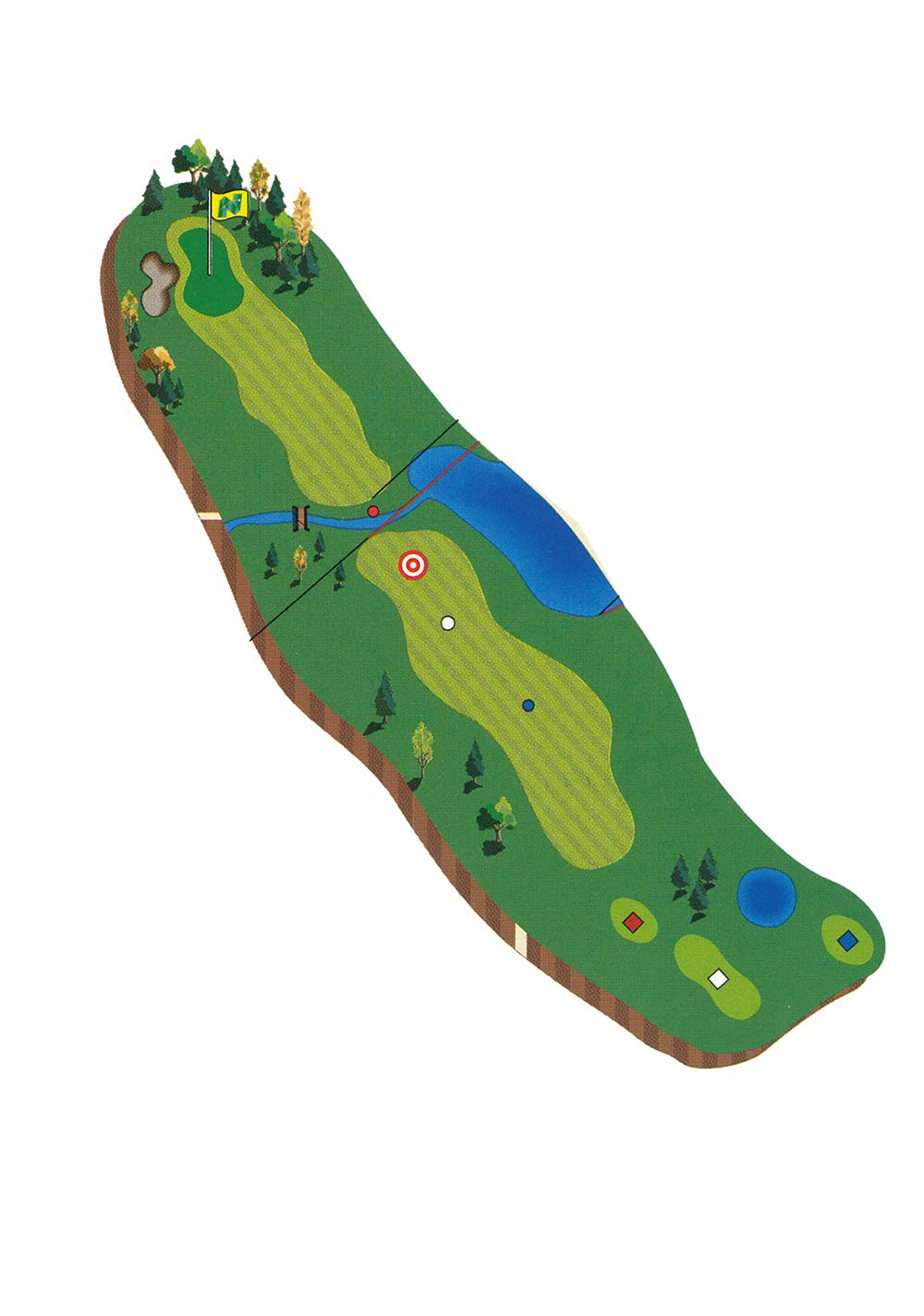 NS Course Description - Hole 18