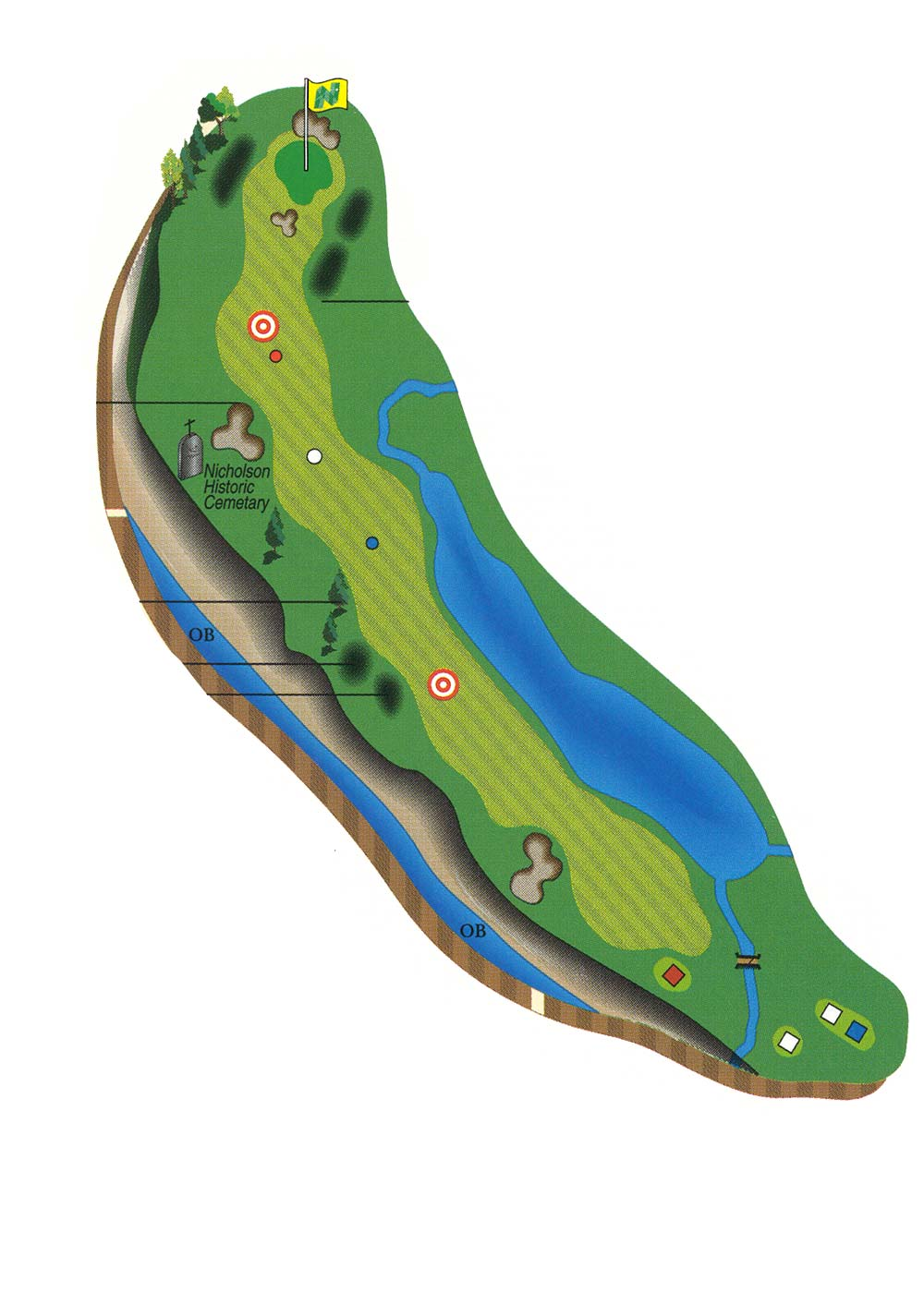 Course Description - Hole 5