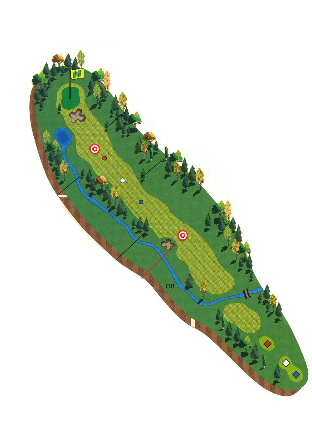 Course Description - Hole 7