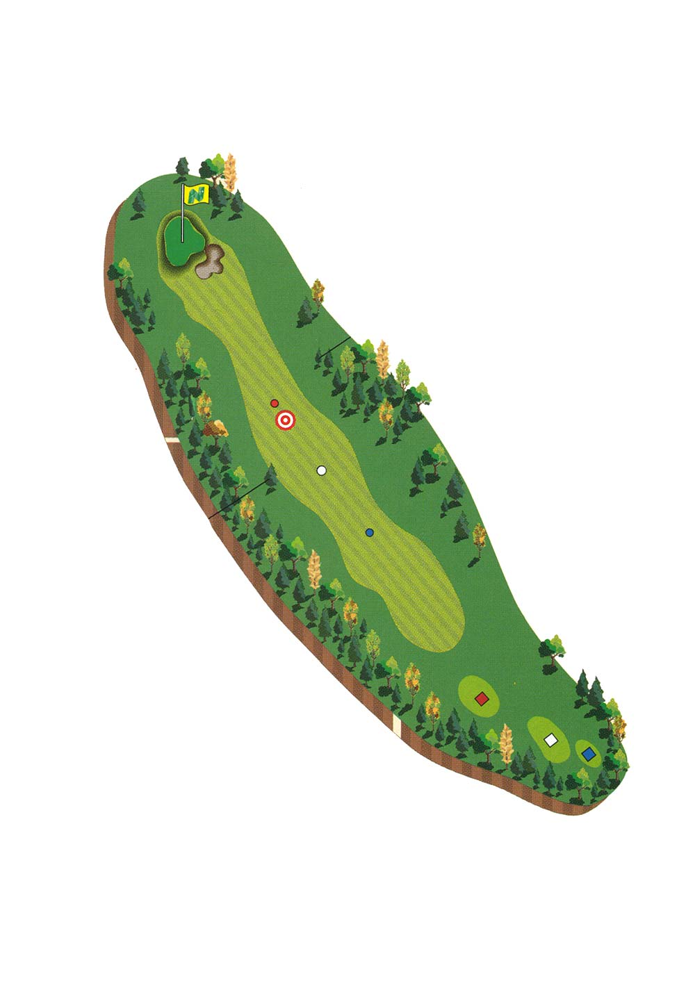 Course Description - Hole 9