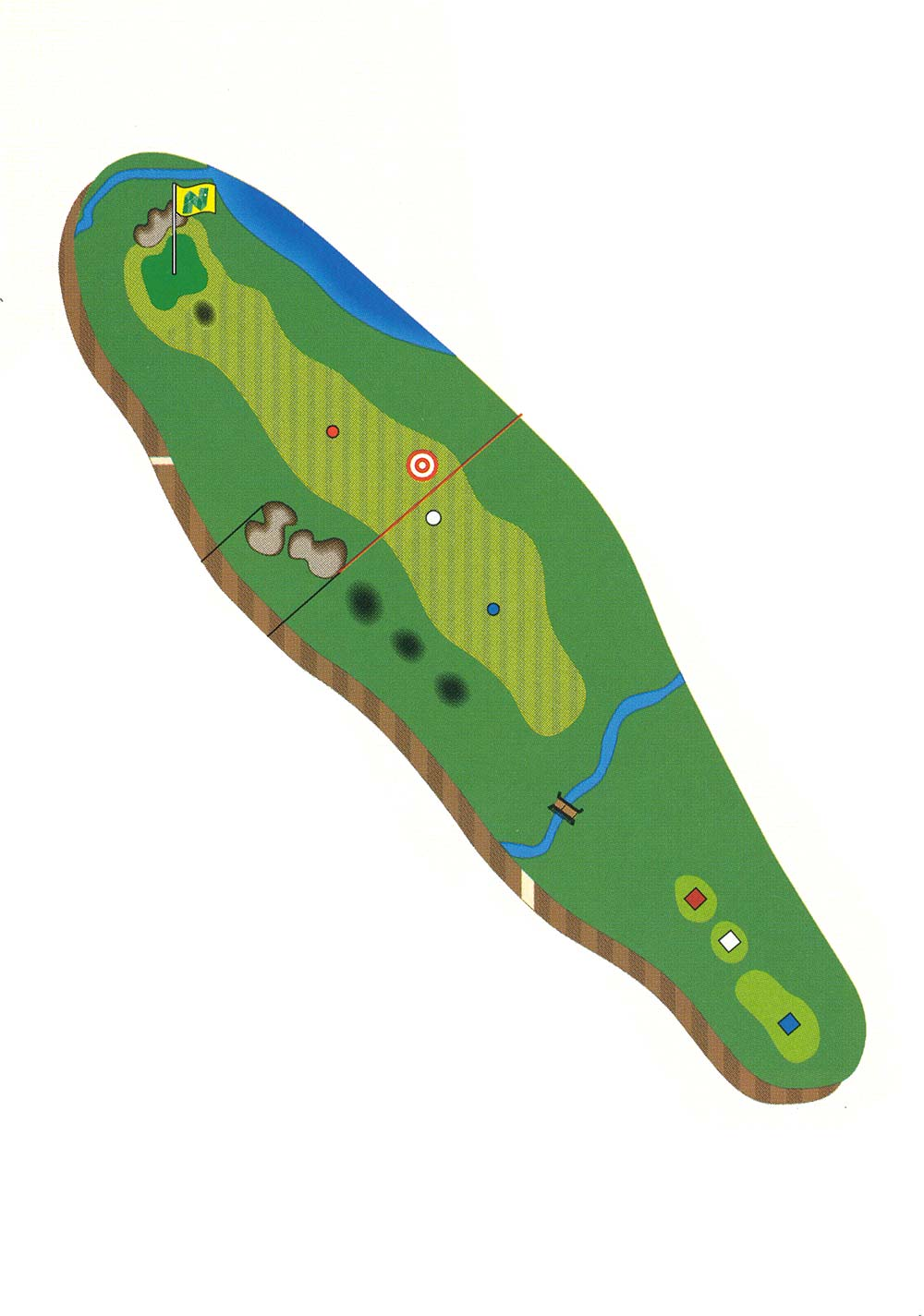 Course Description - Hole 2