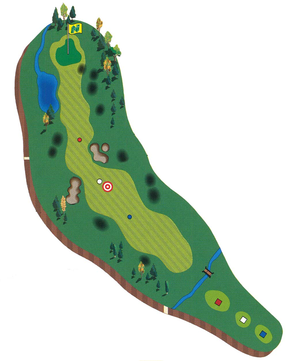 Course Description - Hole 3