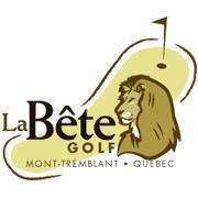 La Bete Golf Logo - Raffle