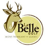 La Belle Golf Mont Tremblant Logo - Raffle