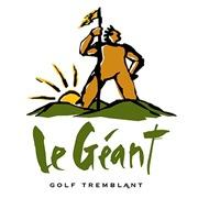 Le Geant Golf Tremblant Logo - Raffle