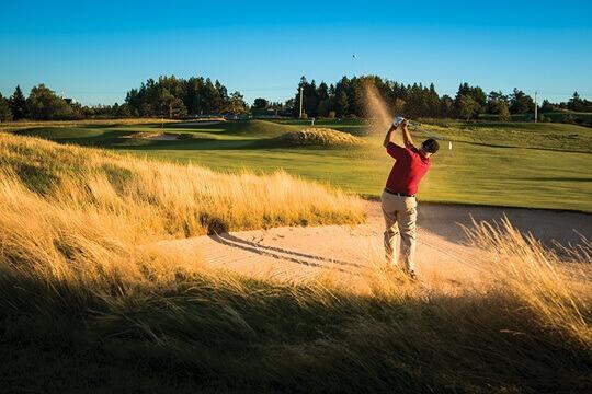 Northumberland Golf Course